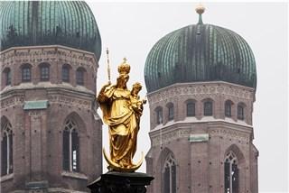 Marienstatue München